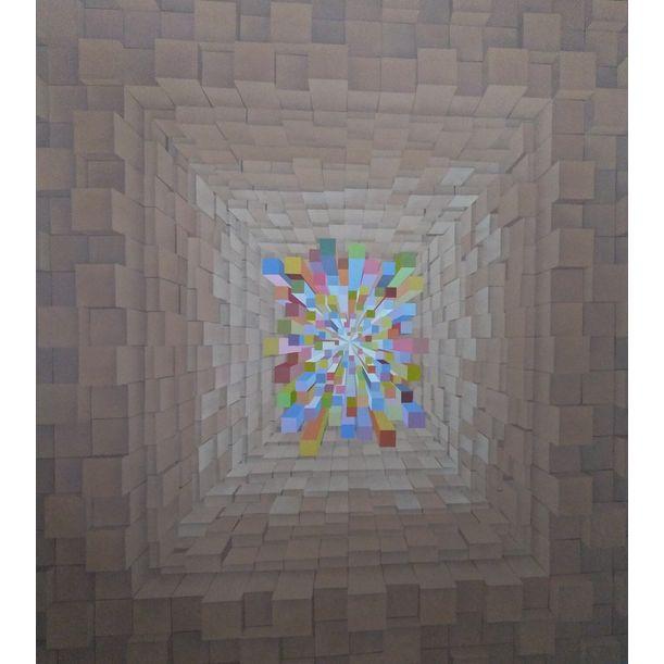 In to the light #5 by Fery Eka Chandra