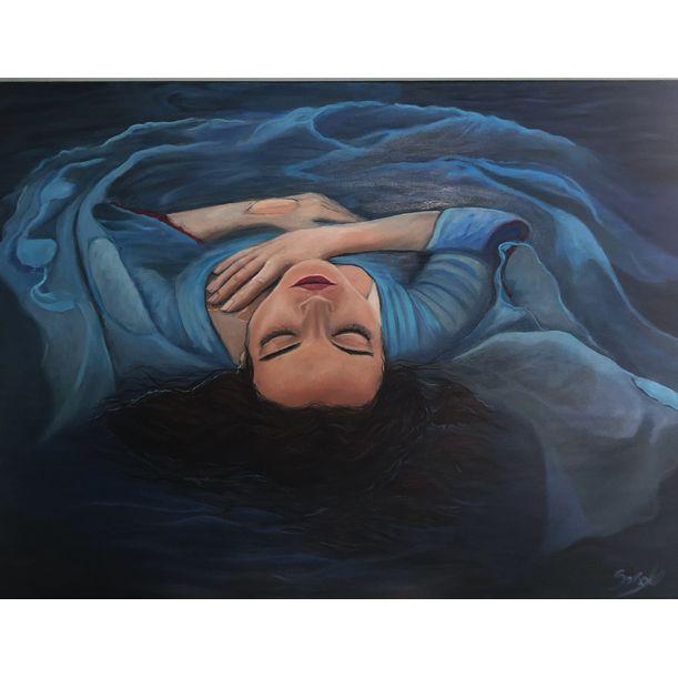 Ophelia by Kinga Sokol