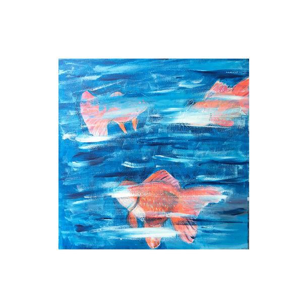Goldfish by Elaine Yaw