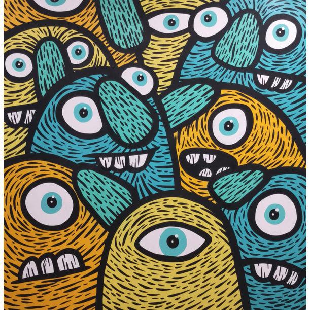 Blue Lemonade by Distort Monsters