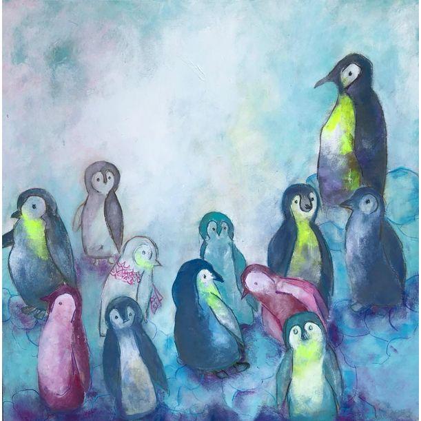 Happy Feet by Megha Nema