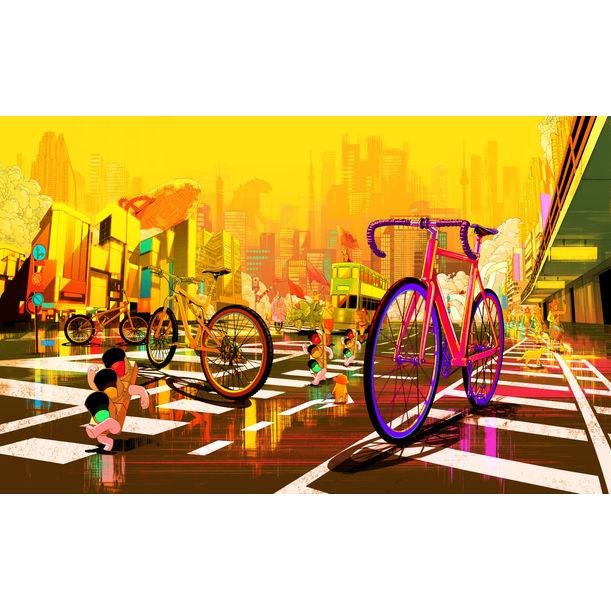 Ride X by Shan Jiang