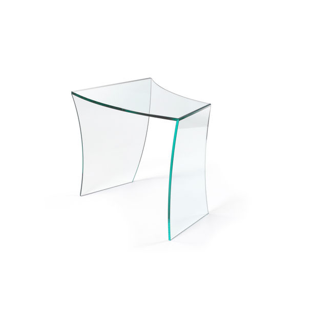 Bent Straights Side Table by Barberini & Gunnell