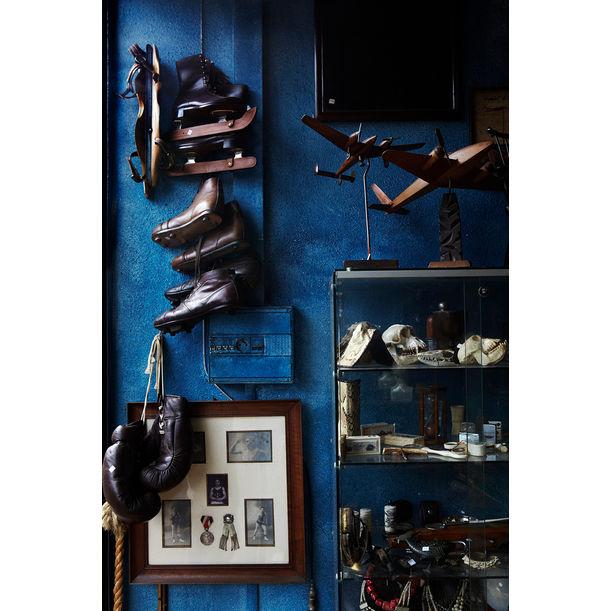 Skates and Gloves, Les Puces de Saint-Ouen by Ty Mecham