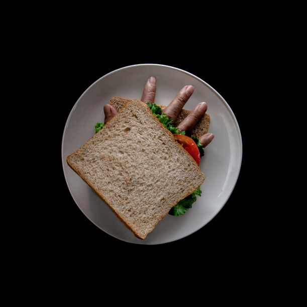 An Ordinary Meal by Elfrida Chania