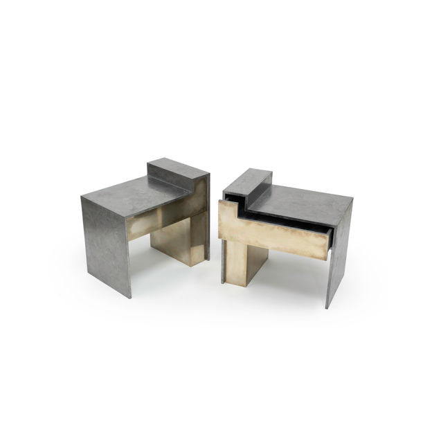RLB BST Bedside tables by Privatiselectionem