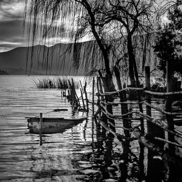 0338-14B_2 - Laguna de Aculeo - Chile by Gonzalo Contreras del Solar
