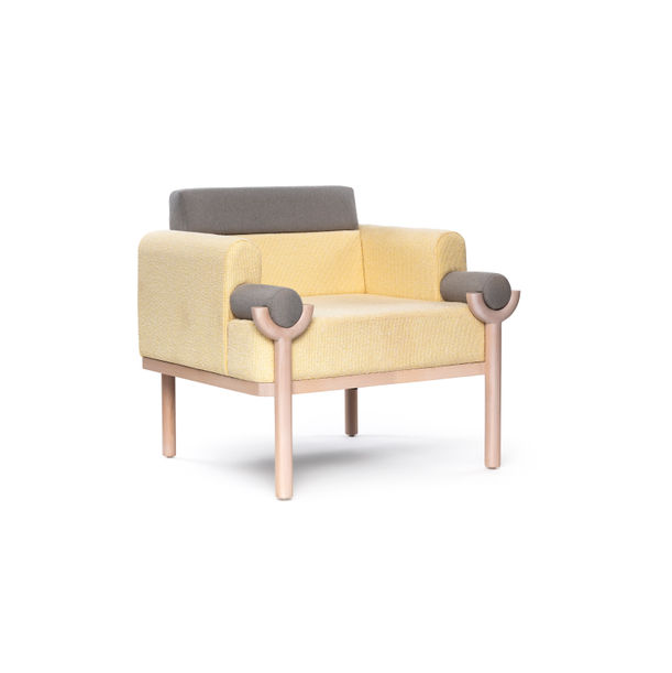 Youban Lounge Chair by Zonddi
