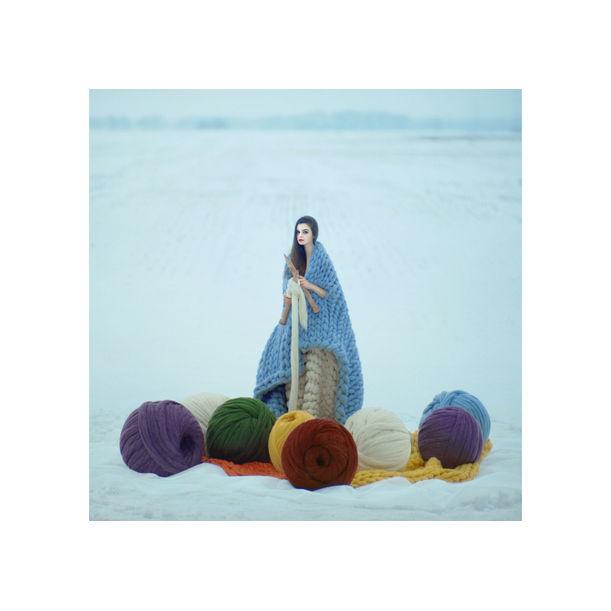 knitting by Oleg Oprisco