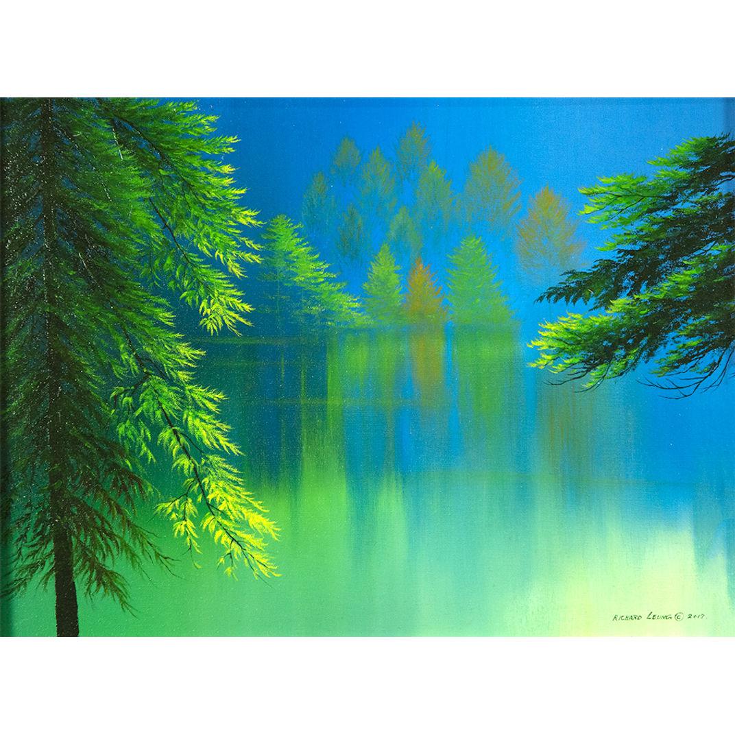 Fairy Lake by Richard Leung
