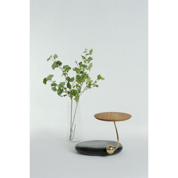 Zen Stone (Side Table) by Apiwat Chitapanya