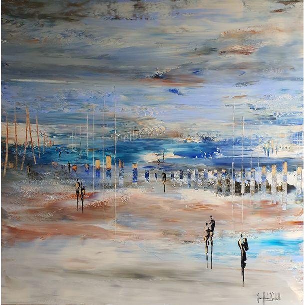 WAVES by Jean-Humbert Savoldelli