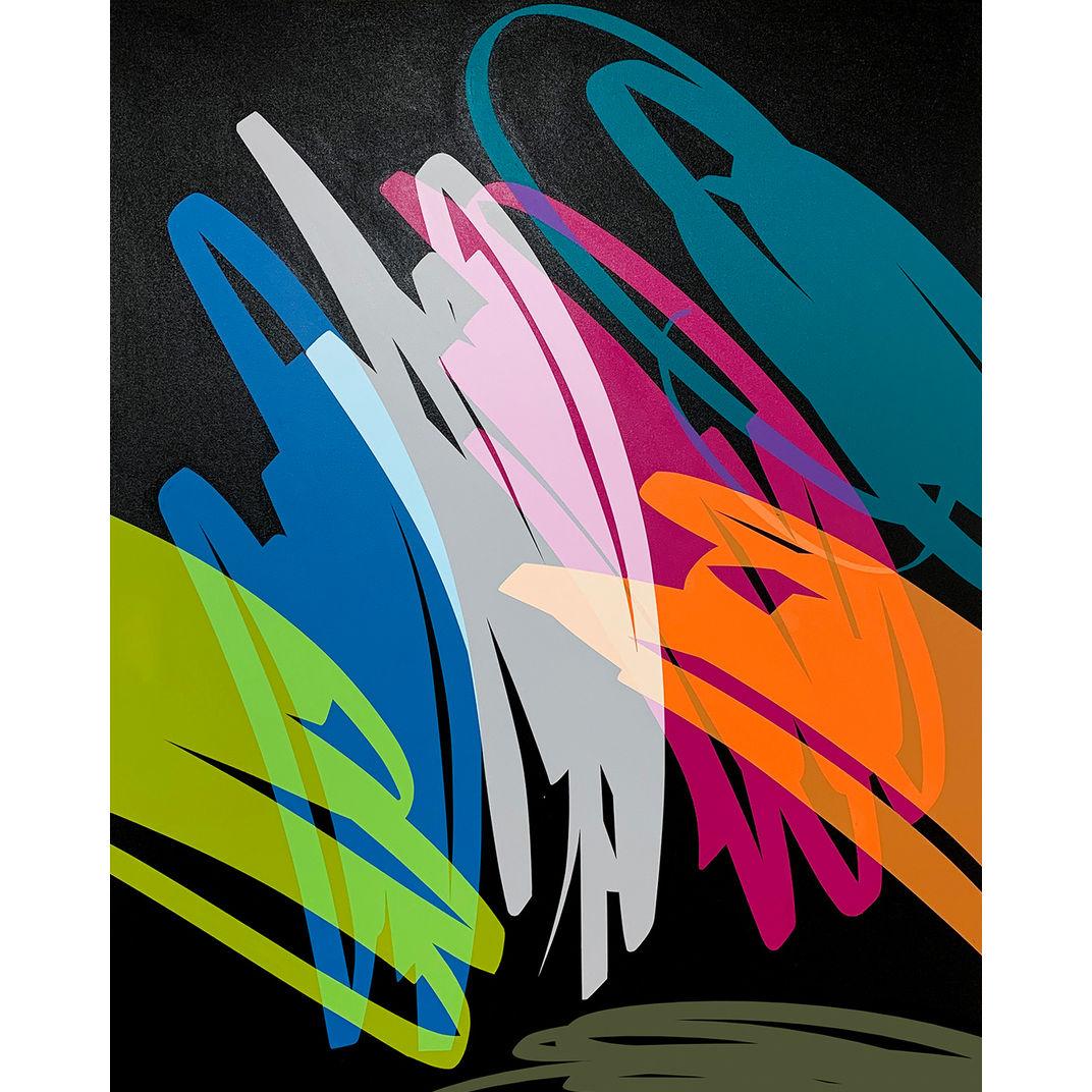 Seven Scribbles by Ryan Coleman