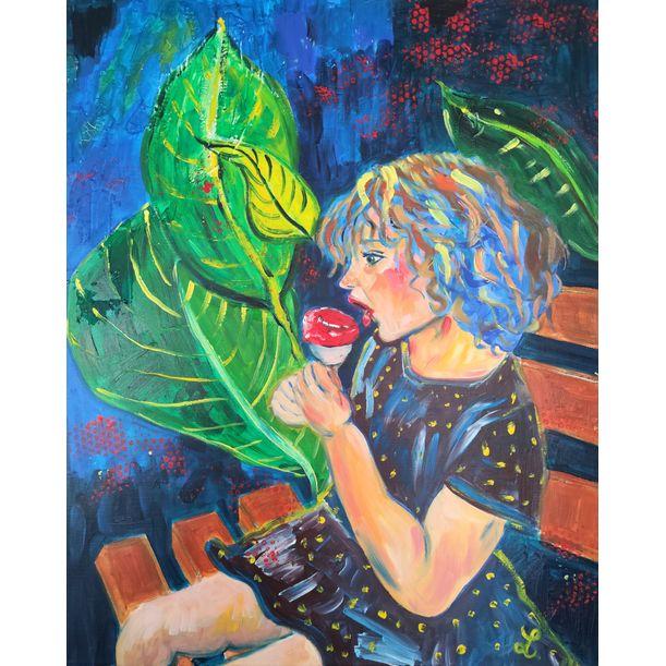 My Starry Days by Linda Bachammar