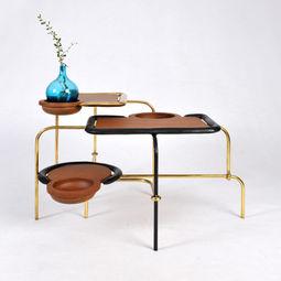 Compound Table Set x 2 by Apiwat Chitapanya
