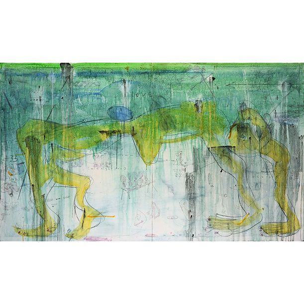 Untitled, 2012 by Ann Niu