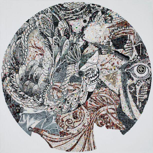 Ksana No. 8 by Ye Hongxing