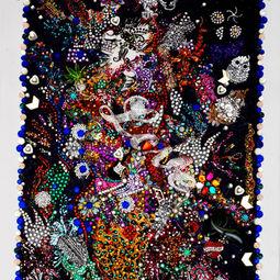 Love, 2013 by Chila Kumari Burman