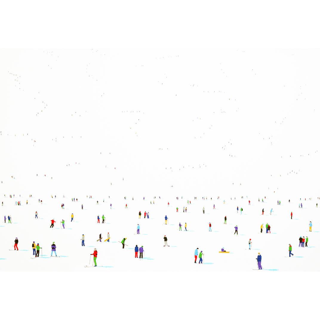 Frozen Planet 56 by Stephanie Ho