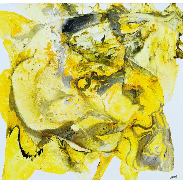Amarillo oriental by Joan Llaverias