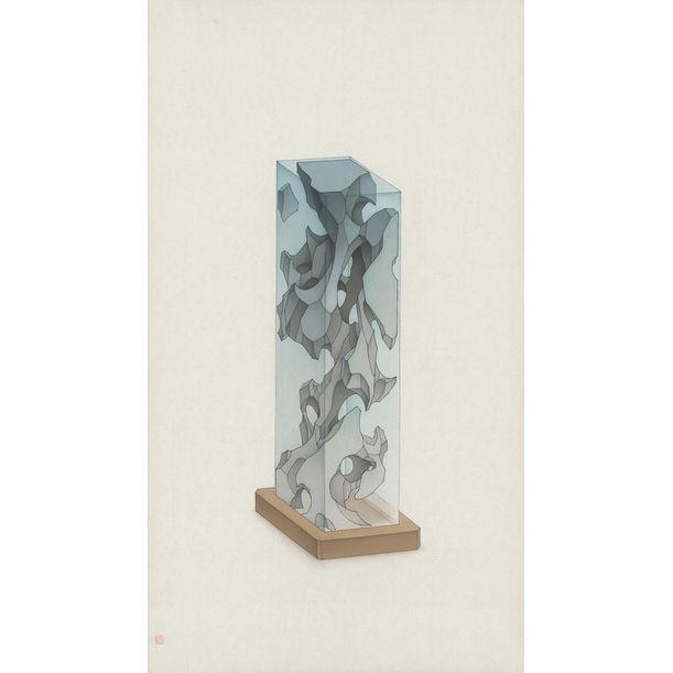 Solidified Time by Zhang Xiaoli