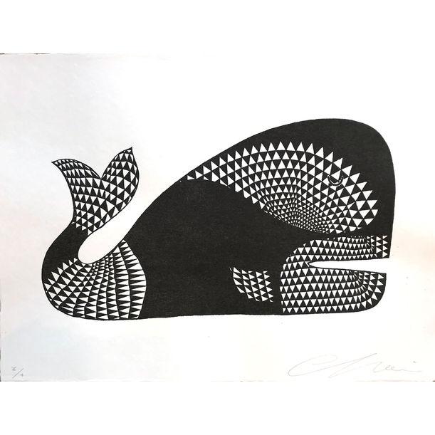 kujira by Naomi Kazama