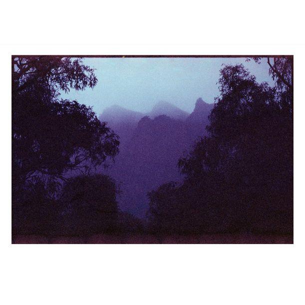 Grampians Mountain Cloud #3 by Damian Seagar