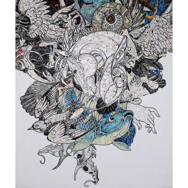 Ksana No. 9 by Ye Hongxing
