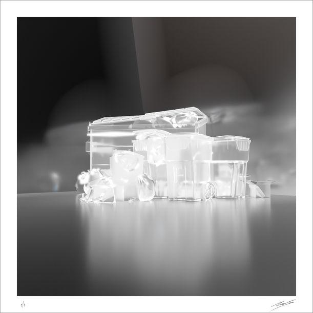 Glass Garbage by Nacho Frades