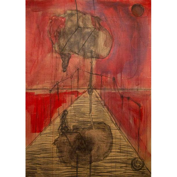 Fast subconscious experiment by Simis Gatenio