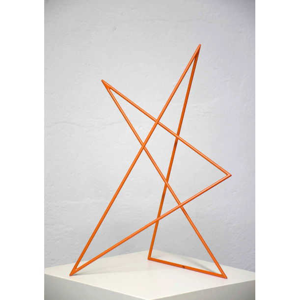 Triangular travel by Yannick Bouillault