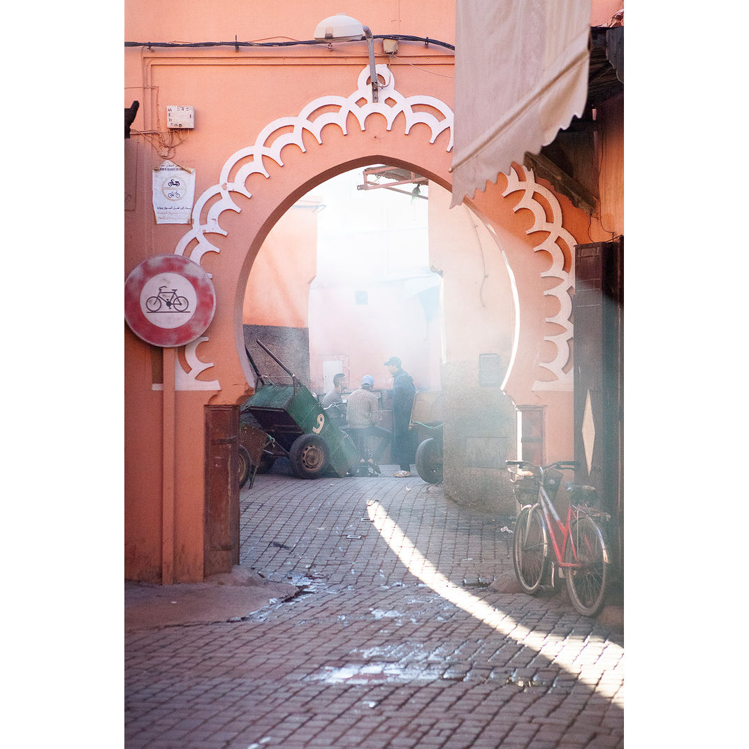 Marrakech 5 by Patricia Barrett