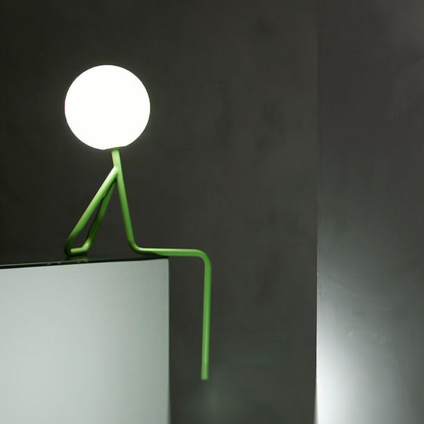 O M I N O-THINKER LIME permanent environment cleansing illumination by S  U  G  O