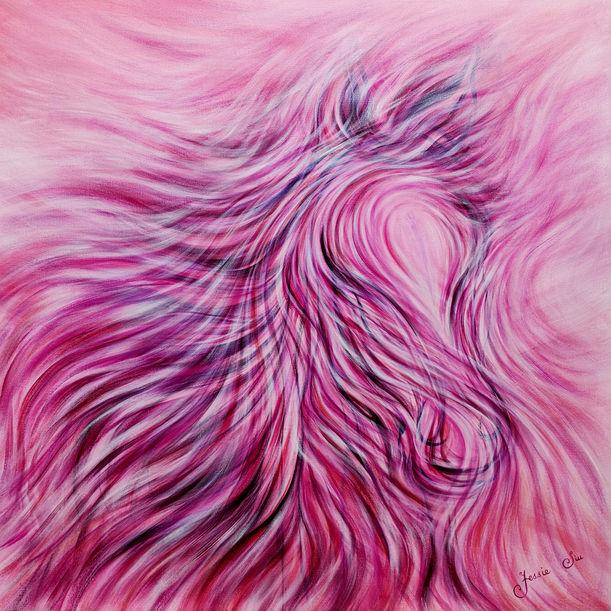 I envy the wind by Jessie Siu