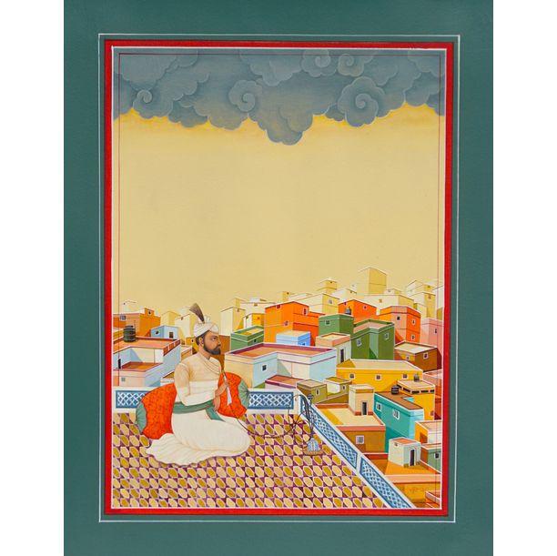 Urban Empire # 3 by Abhijit Paul