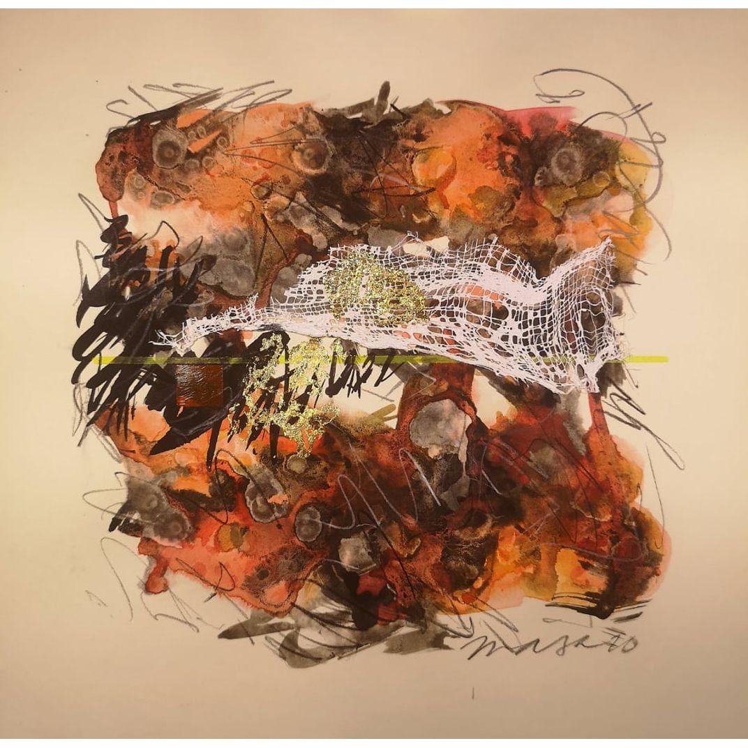 Anger 3/3 by Mark Anton Masa
