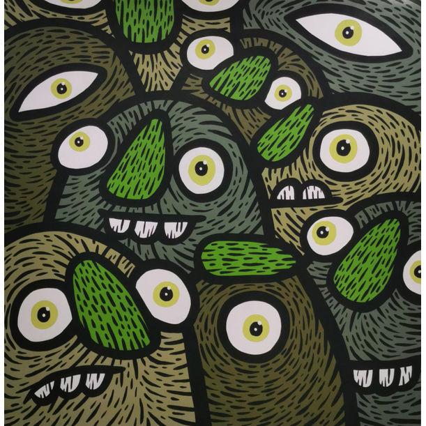 Jungle Moss by Distort Monsters
