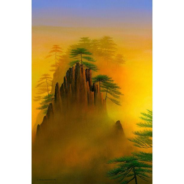 Mountain Mist by Richard Leung