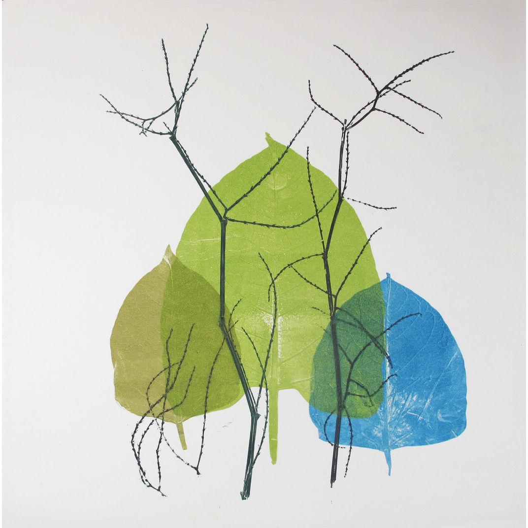 Winter To Spring I by Luca Cruzat