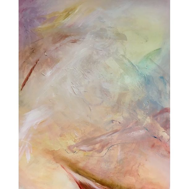 Pink Slipper by Ann Jessica Chan