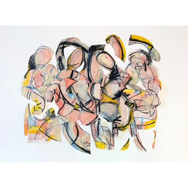 Four Women by Heidi Lanino
