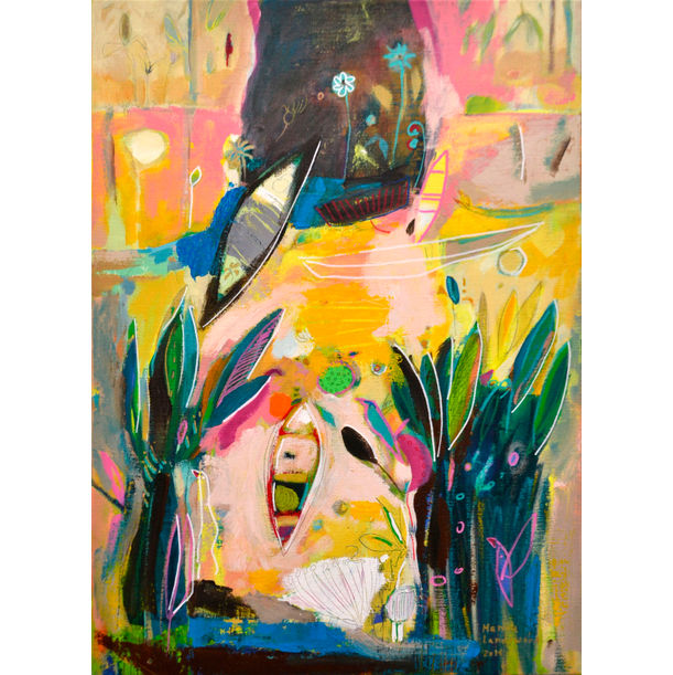 Borderlines by Mariola Landowska