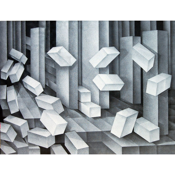 Reconstruction Series #6 by Fery Eka Chandra