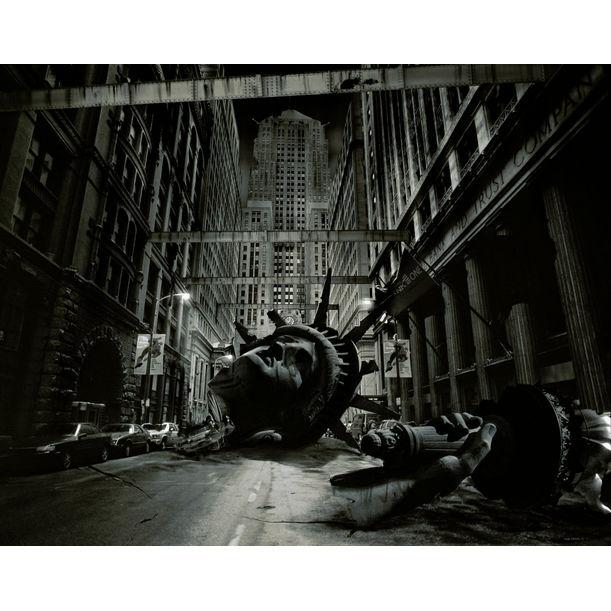 Uchrony – Liberty is dead, by Seb Janiak