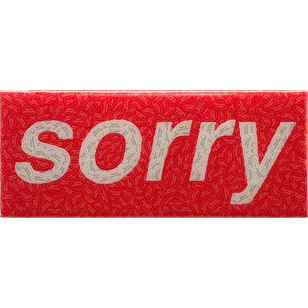 Sorry S029 by Damon Tong Wai Kit