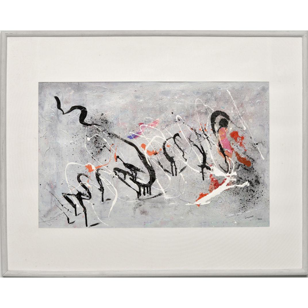Abstraction 125 by Manuel Izquierdo