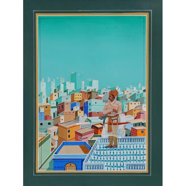 Urban Empire # 1 by Abhijit Paul