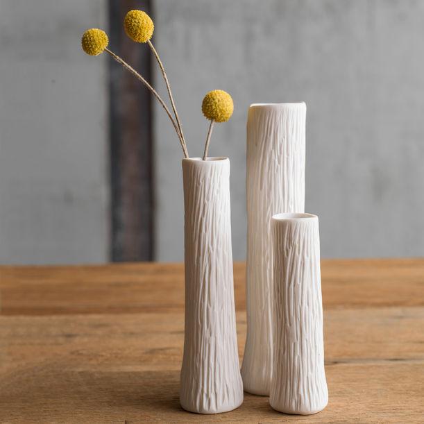 Ash Vase by Liz Quan