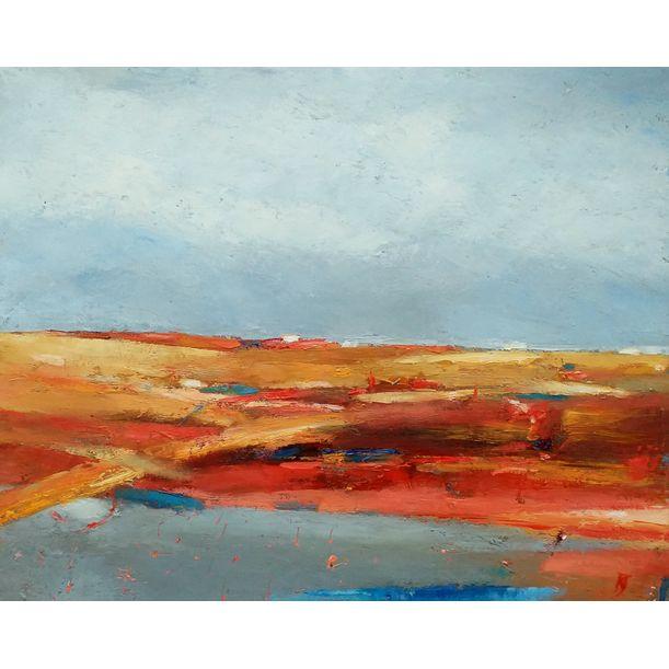 Abstraction 18 by Kestutis Jauniskis