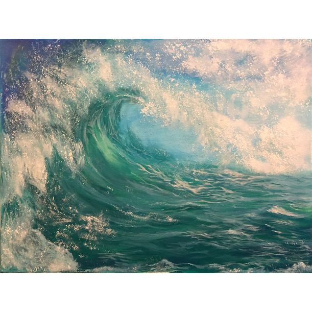 Waves by Hiep Dang
